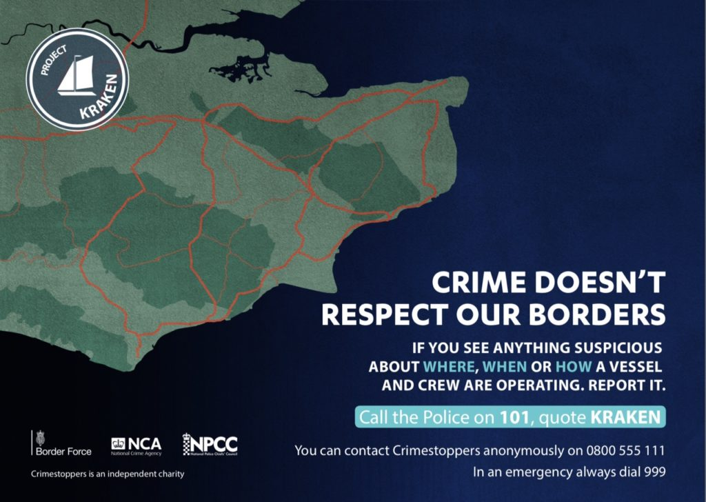 Crime Doesn't Respect Our Borders – Lower Halstow Yacht Club